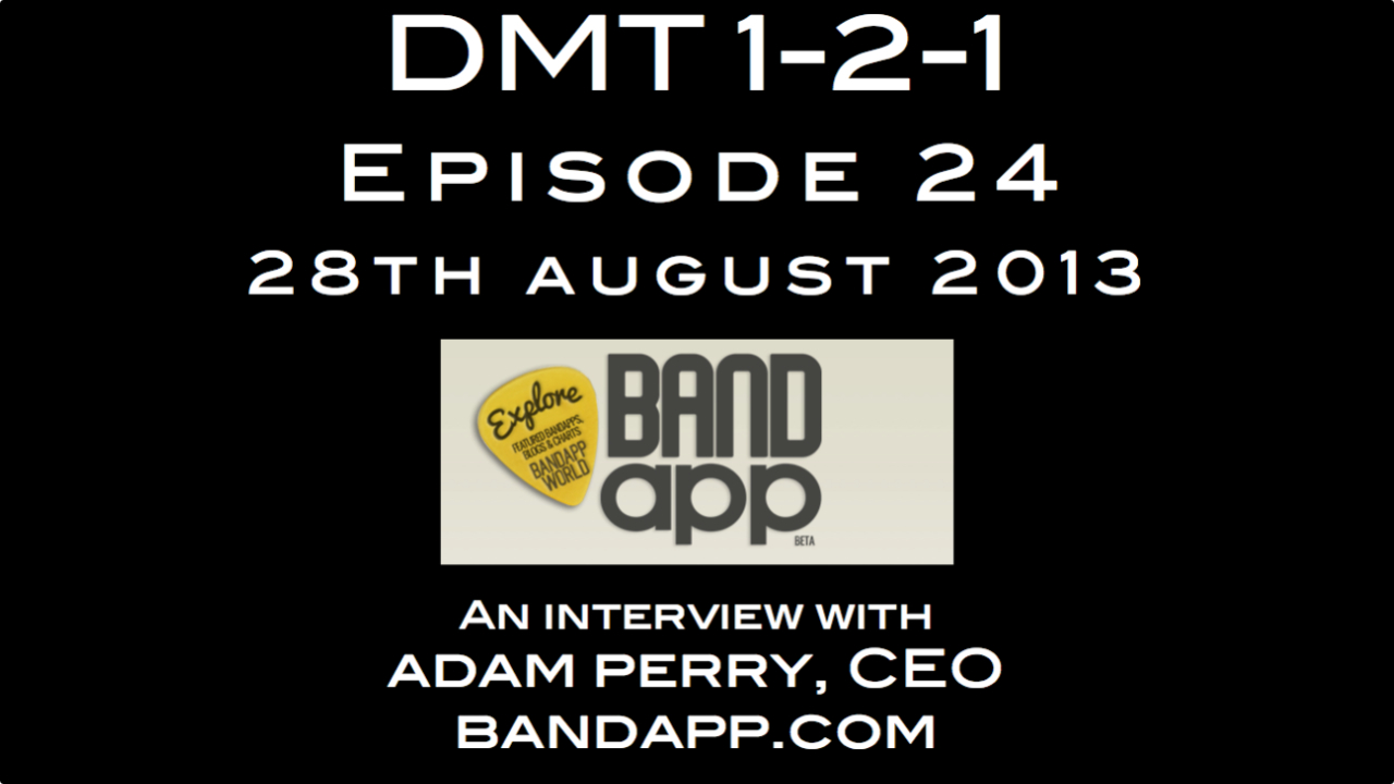 bandapp bands mobile applications