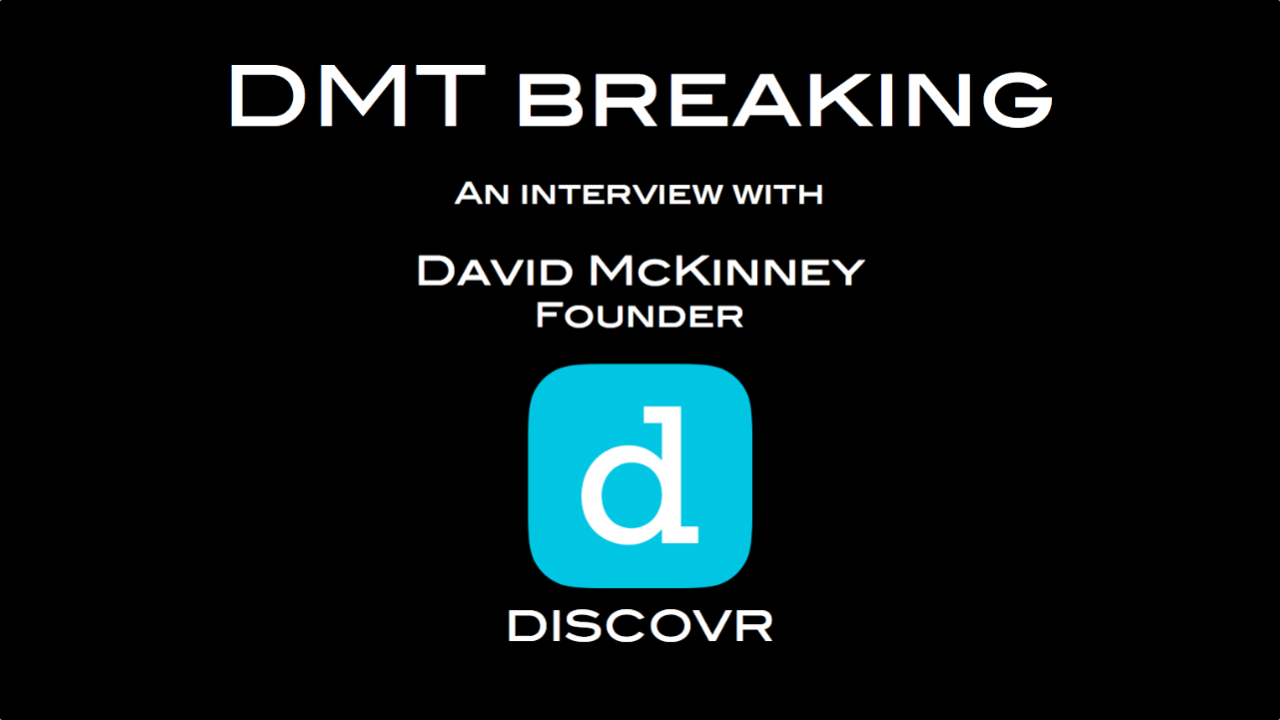 DMT breaking discovr
