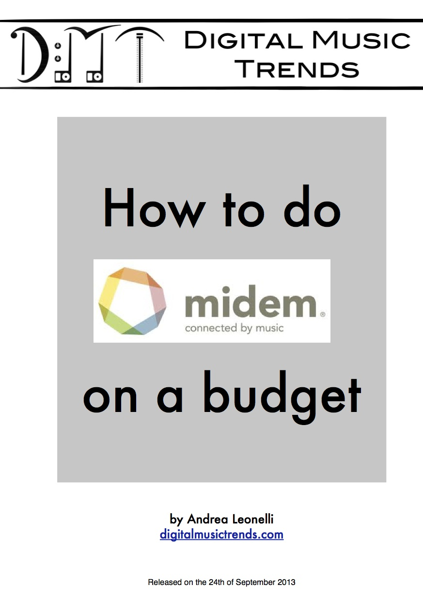 How to do Midem on a budget