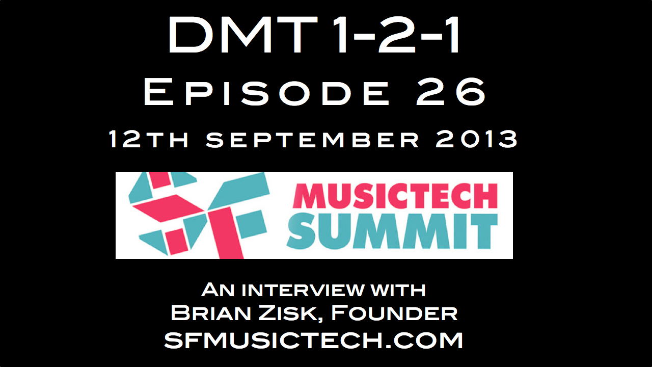 Andrea Leonelli interviews Brian Zisk founder of Sf Musictech