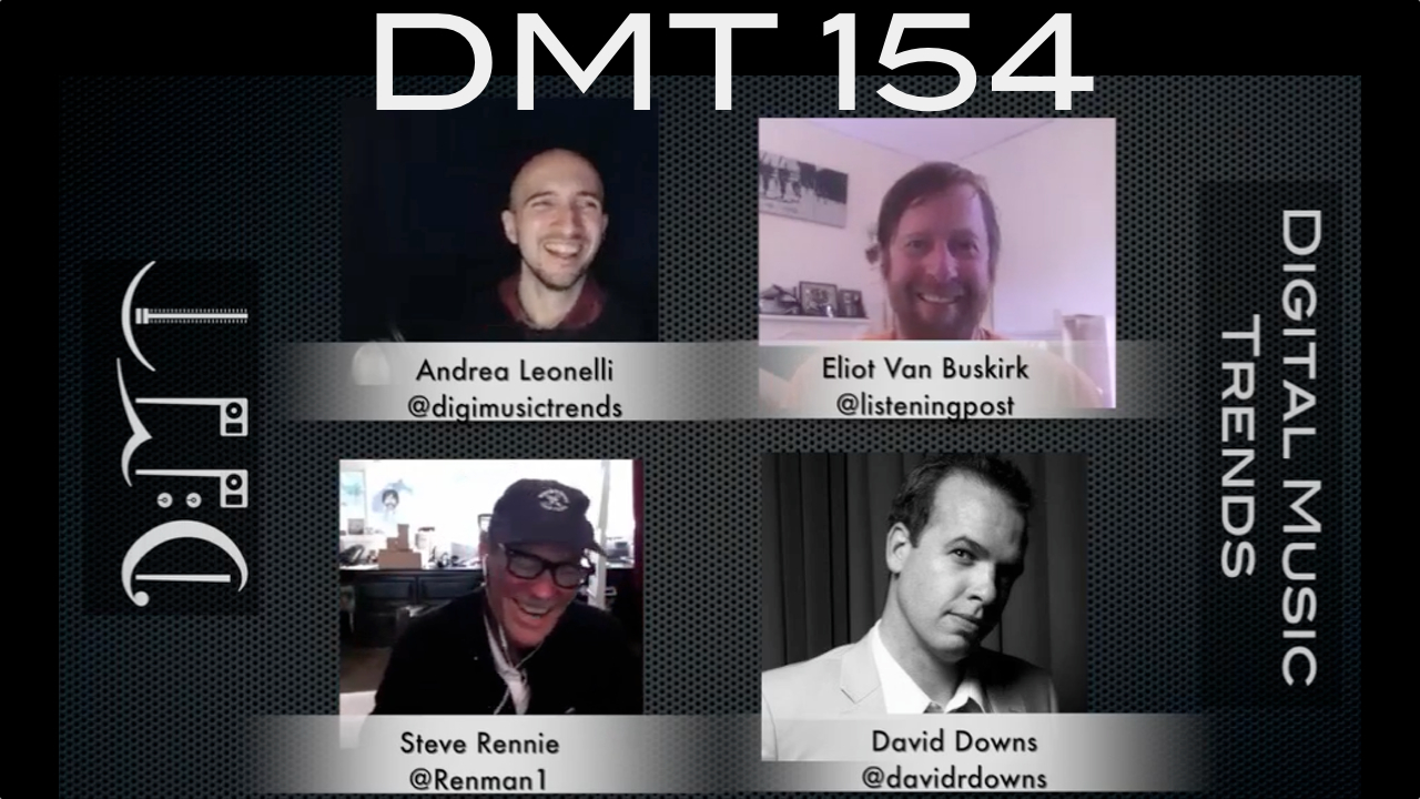 steve rennie, david downs, eliot van buskirk, andrea leonelli, digital music trends