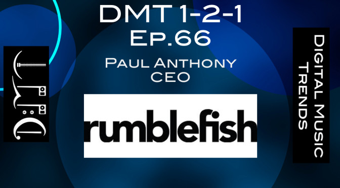 rumblefish, paul anthony