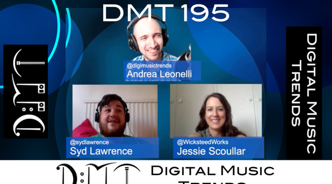 Andrea Leonelli, Jessie Scoullar, Syd Lawrence, Digital Music Trends