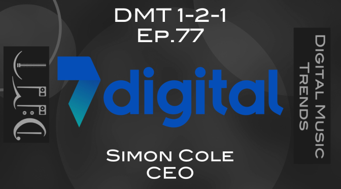 7digital, simon cole