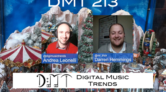 Andrea Leonelli, Darren Hemmings, digital music, music industry